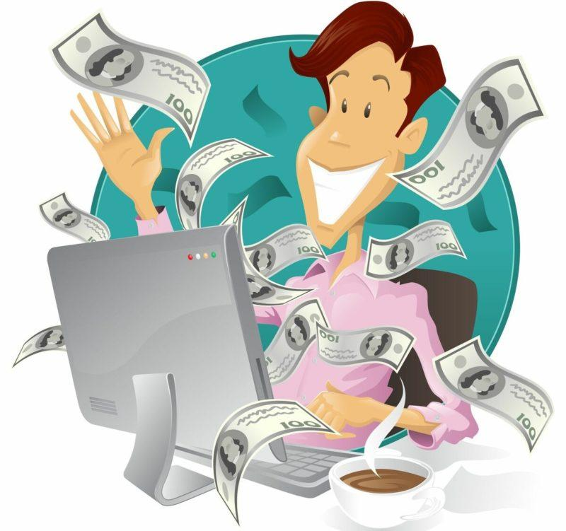 компьютерный денежный вирус